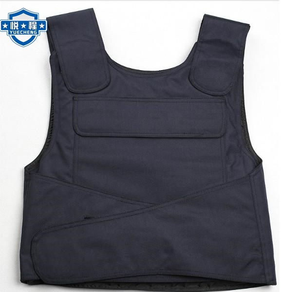 Kevlar Aramid bulletproof vest US NIJ IIIA level 9mm and .44