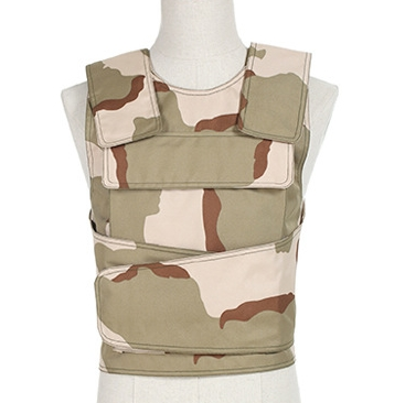 custom PE bulletproof vest US NIJ IIIA level 9mm and .44