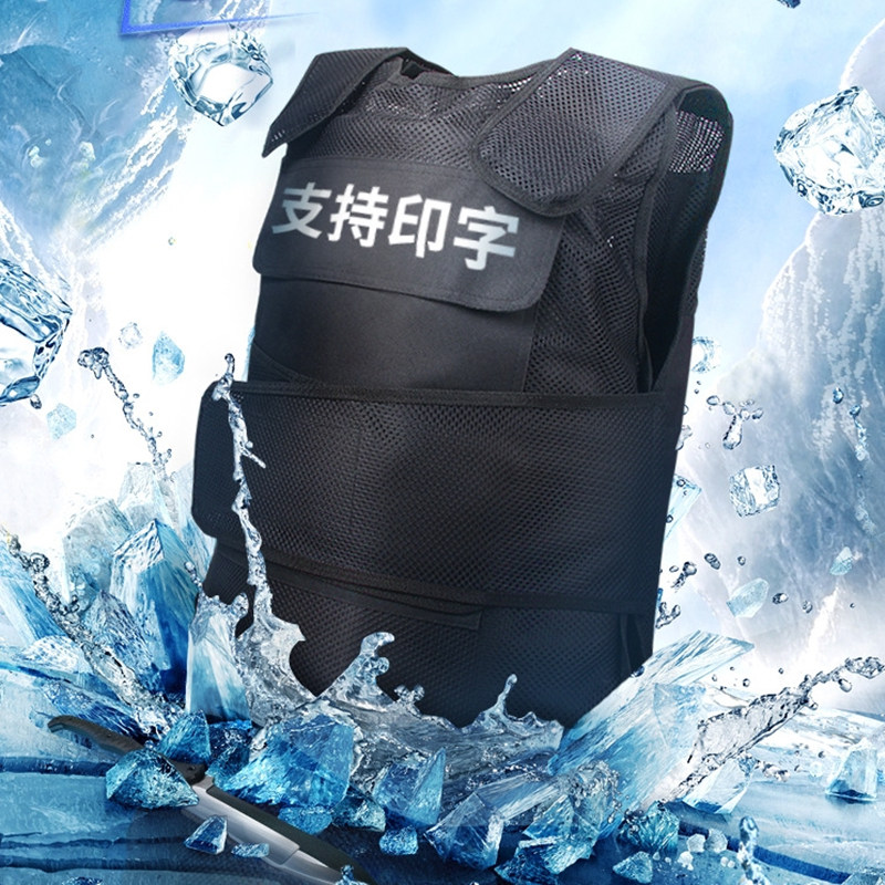 fashion Breathable stab resistant vest stab proof vest