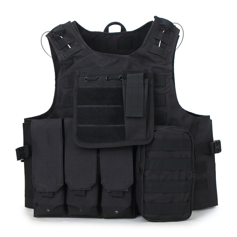 New molle bulletproof vest ballistic jacket NIJ IIIA level